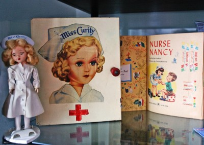 Golden Books Nurse Nancy