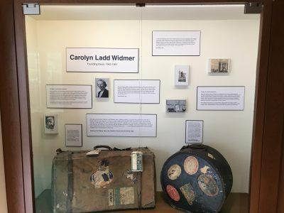 Carolyn Ladd Widmer Exhibit