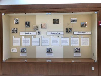 UConn School of Nursing 75th Anniversary Timeline