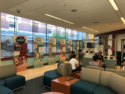 NLM Pictures of Nursing traveling exhibit